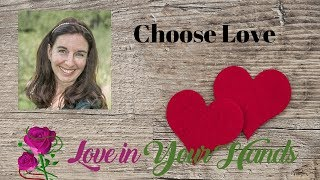 Youtube with Love in Your HandsLove in Your Hands Podcast: Choose Love with Heidi Piper sharing on Palm ReadingOnline DatingRelationshipFor finding my Soulmate