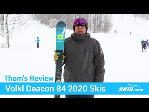 Video: Volkl Deacon 84 Skis 2020 20 50