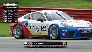 CarreraCup - MidOhio2018 IMSA USA Round6 Race Full Race
