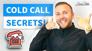 Cold Calling Techniques That Really Work! (Cold Call Secrets)