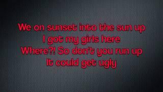 Delirious (Boneless) - Steve Aoki ft. Kid Ink - Lyrics