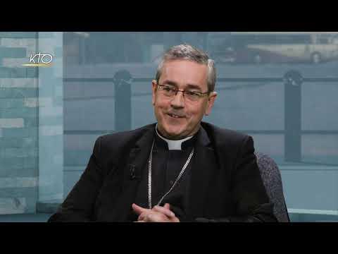 Mgr Laurent Camiade - diocèse de Cahors