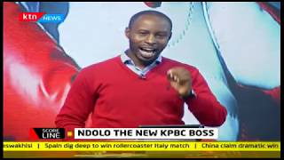Ndolo takes office as the new boss of Kenya Professional Boxing Commission