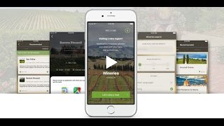 MyWineTour matches wineries and wines with tourists' taste and preferences