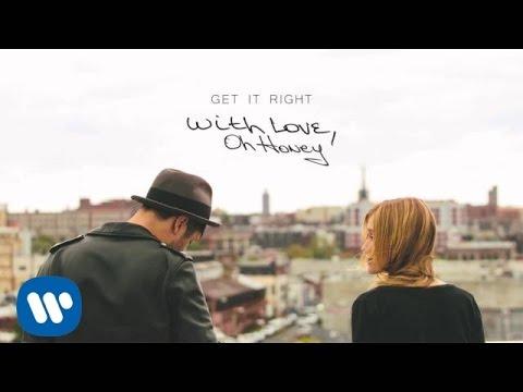 Oh Honey: Get It Right (Audio)