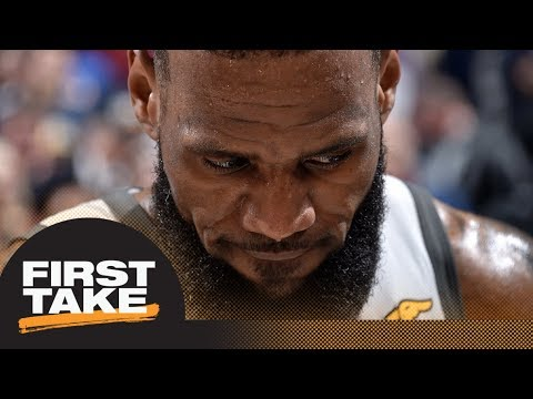 LeBron James' greatness 'hinders' teammates: Stephen A. and Max debate | First Take | ESPN
