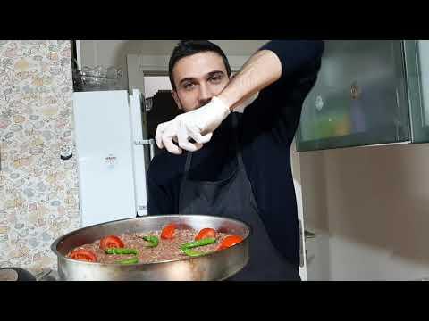 شيف عمر   تيبسي كباب  كباب بالصينية أكلة تركية مشهورة وسهلة التحضير مناسبة للكيتو دايت