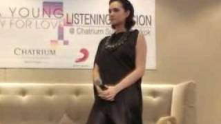 Tata Young - Suffocate & Words are not enough (Listening Session)