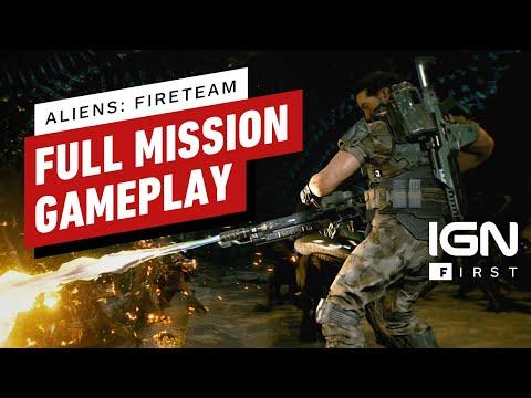 Видео № 1 из игры Aliens: Fireteam Elite [PS4]