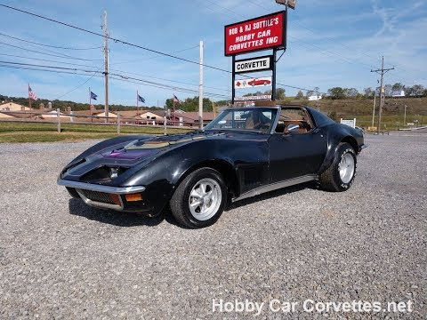 1972 Chevrolet Corvette (CC-1025060) for sale in Martinsburg, Pennsylvania