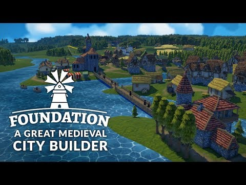 FOUNDATION – 5 Things that Make a Great Medieval City Builder (PC Alpha Gameplay)