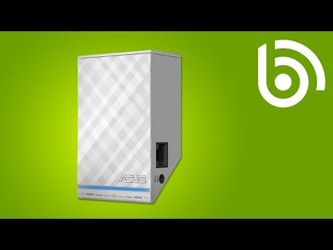 ASUS RP-N53 WiFi N Setup Introduction