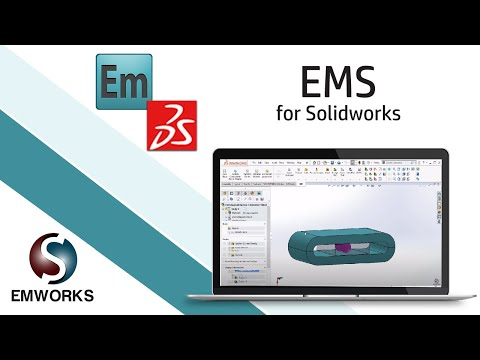 EMS for SOLIDWORKS - Coupling to structural