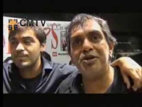 Los Nocheros video Firma autógrafos - Presentan Clásicos 2012