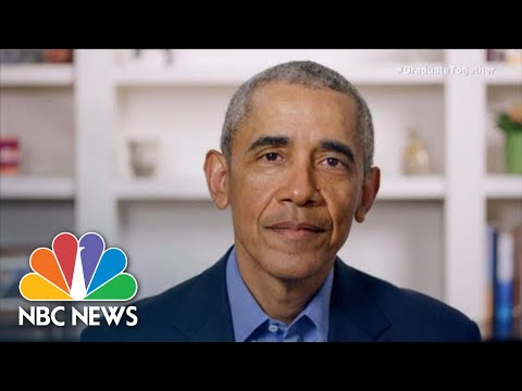 Live: Obama Speaks at Town Hall on Policing and Racism | NBC News