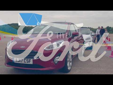 Ford Live 2017 - Launch Of The New Fiesta - 60 Second Version