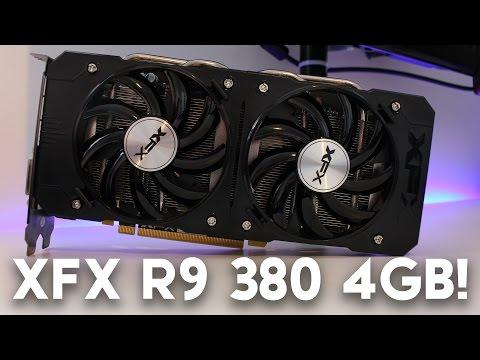 XFX R9 380 4GB Review! [BEST BUDGET GPU?!]