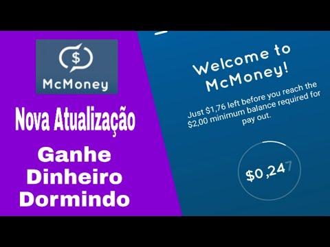 Mcmoney - Ganhe Dinheiro no Paypal sem fazer nada (Money no paypal)