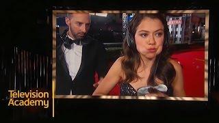 Tatiana aux Emmy Awards - 2015