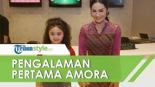 Putri Krisdayanti, Amora Lemos Debut Tampil Menyanyi di Acara TV dan Dapatkan Penghargaan