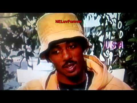Ralph Tresvant on the Music TV  Program