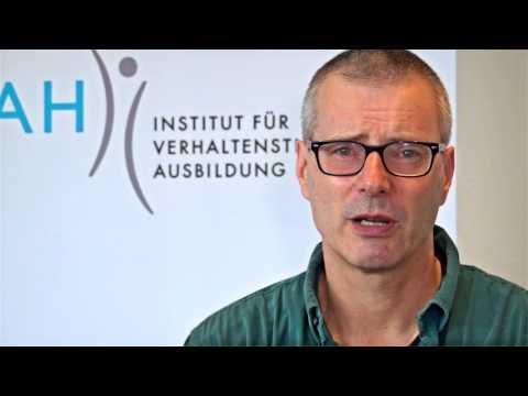 Einführung in die biographisch-systemische Verhaltenstherapie am IVAH
