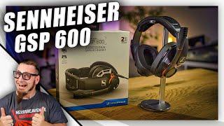 EPOS | Sennheiser GSP 600 - Gaming für die Ohren