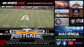 SA Harlan VS Floresville Thursday Night Football