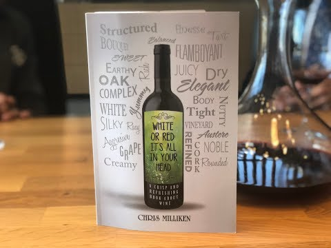 Ep 3-9 Drinking Windows: PengWine CEO – Chris Milliken on the book he wrote