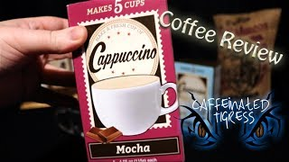 Cappuccino Supreme Taste Test | Dollar Deals