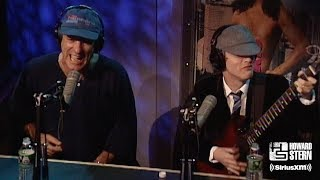 """Gambar cover AC/DC """"You Shook Me All Night Long"""" on the Howard Stern Show"""