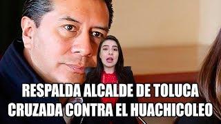 Mientras el alcalde de Toluca se suma a la cruzada contra huachicoleros, la COPARMEX sólo critica
