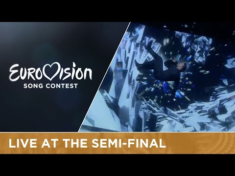Sergey Lazarev - You Are The Only One (Russia / Россия) Live Semi - Final 1