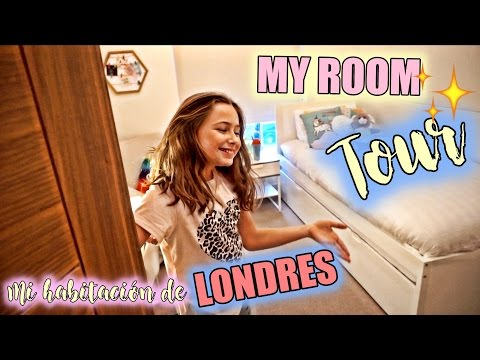 MY ROOM TOUR | MI HABITACIÓN DE LONDRES