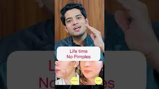 Life time no pimples!! | Success motivational video| Shivam malik #shorts