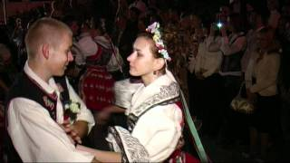 preview picture of video 'Půlnoční překvapení z Velkých Němčic 13.8.2011'