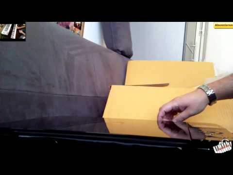 Canon Pixma MG5150 (3 in 1, Drucker, Kopierer, Scanner) Unboxing & Test Review [by. Aries 4Rce]