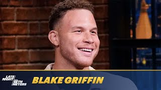 Blake Griffin on Norm Macdonald Asking Him a Question at a Press Conference
