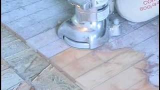 preview picture of video 'Dana Floor Sanding - Erie's Dirty Jobs'
