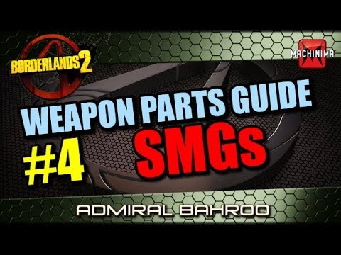Steam Community :: Guide :: Borderlands 2 Weapon Part Charts