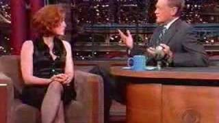 Late show (David Letterman) 2000