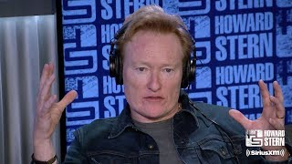 Conan O'Brien Reflects on the Impact of Howard Stern's 9/11 Broadcast