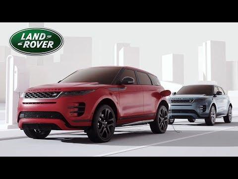 Landrover Range Rover Evoque Внедорожник класса J - рекламное видео 4