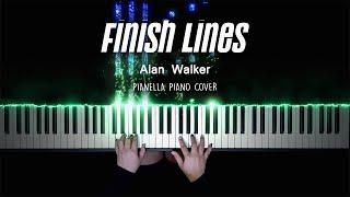 Alan Walker - Finish Lines | Piano Cover by Pianella Piano