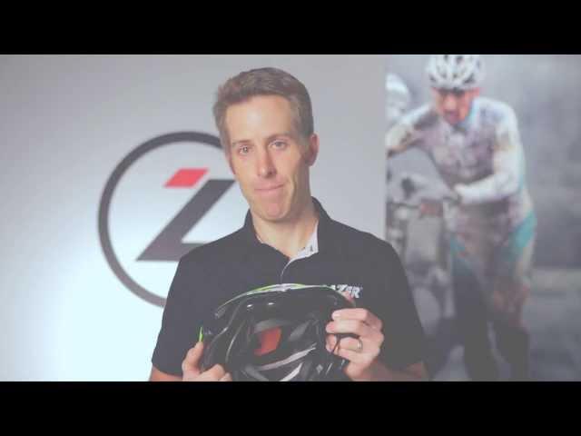 Видео Шлем Lazer Beam черный