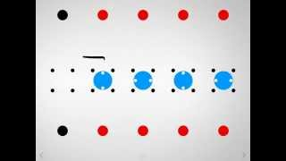 BLEK level 34 (iPhone, iPad & Android Walkthrough) HD