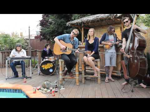 "Frankie Boots And The County Line ""Pack Of Lies"" Live From A Tiki Bar"