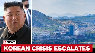 South Korea Claims North Korea Has Blown Up A Liaison Office Along Kaesong Border - Download this Video in MP3, M4A, WEBM, MP4, 3GP