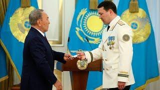 Назарбаев передает власть своему племяннику. Усиление КНБ / БАСЕ