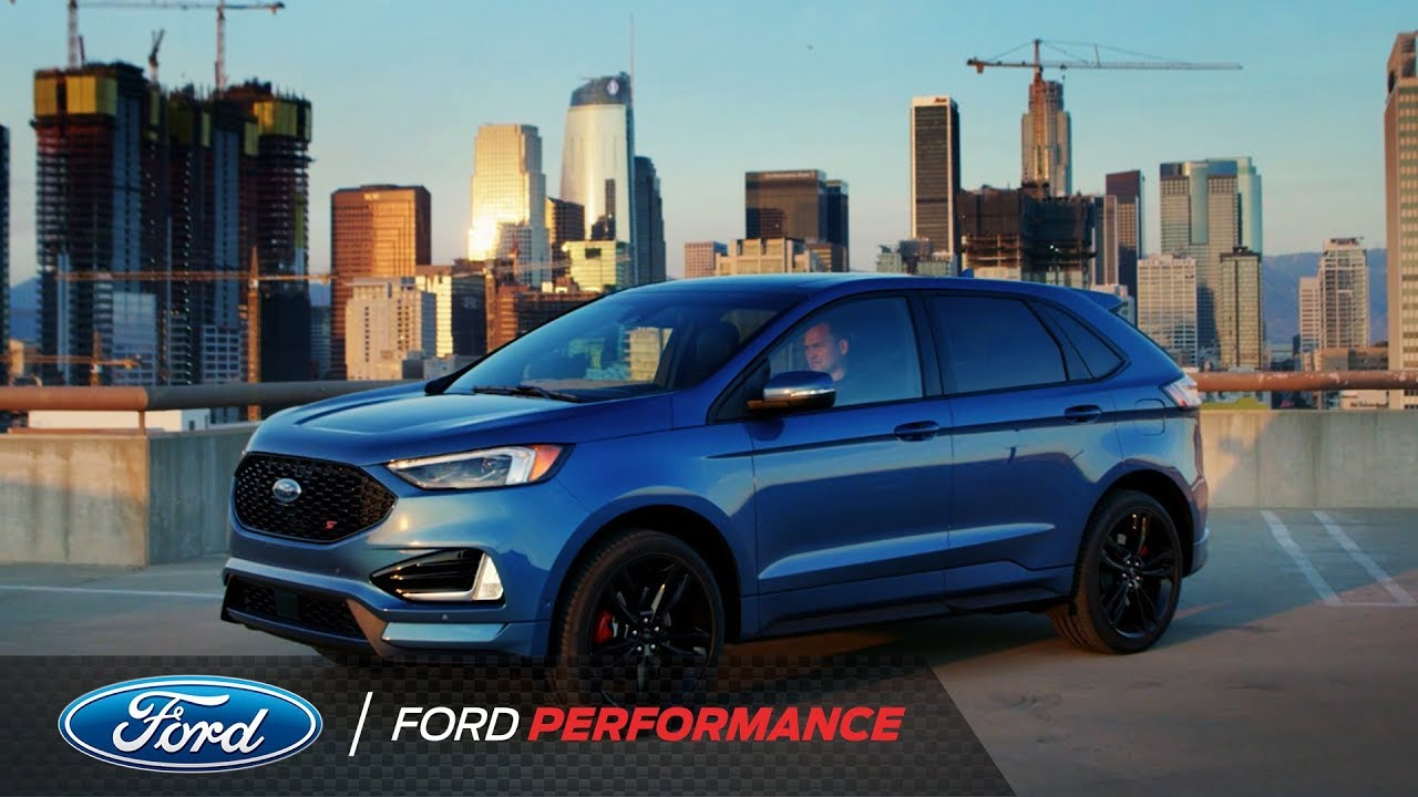 The  Ford Edge St Ford Performance